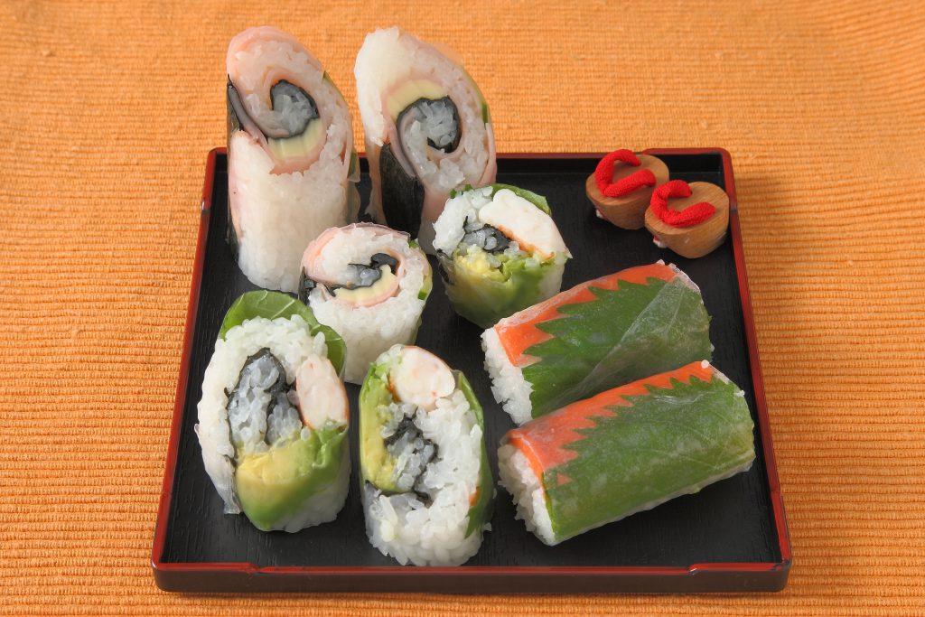 11月 巻き寿司2017